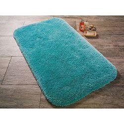 Tyrkysová předložka do koupelny Confetti Bathmats Miami, 67x120cm