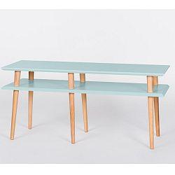 Tyrkysový konferenční stolek Ragaba Mugo, 119cm