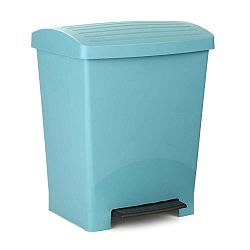 Tyrkysový pedálový odpadkový koš Ta-Tay Optimist, 20 l