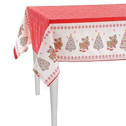 Vánoční ubrus Apolena Shine 180x140