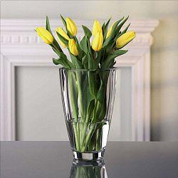 Váza z křišťálového skla Nachtmann Carré, 25 cm