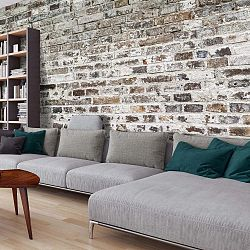 Velkoformátová tapeta Bimago Walls Of Time, 500x280cm