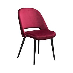 Vínově červená jídelní židle DAN-FORM Denmark Grace