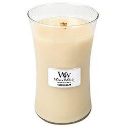 Vonná svíčka WoodWick Vanilka, 130hodin hoření