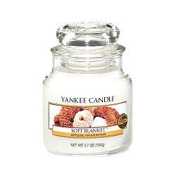 Vonná svíčka Yankee Candle Jemná Přikrývka, doba hoření 25 - 40 hodin