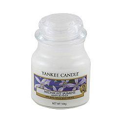 Vonná svíčka Yankee Candle Půlnoční Jasmín, doba hoření 25 - 40 hodin