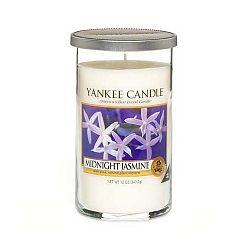 Vonná svíčka Yankee Candle Půlnoční Jasmín, doba hoření až 90 hodin