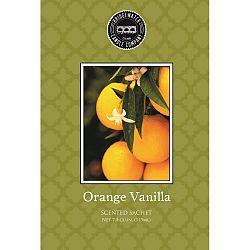 Vonný sáček s vůní pomeranče a vanilky Creative Tops Orange Vanilla