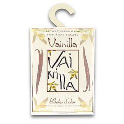 Vonný sáček s vůní vanilky Boles d'olor