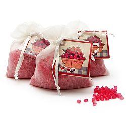 Vonný sáček z organzy s vůní červeného ovoce Boles d'olor Frutos