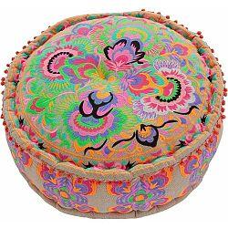 Vzorovaný puf Støraa Colourful