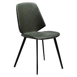 Zelená jídelní židle DAN-FORM Denmark Swing