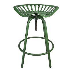 Zelená židle s traktorovým sedadlem Esschert Design