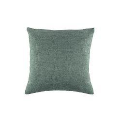 Zelený polštář White Label Tim, 45x45cm