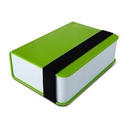 Zelený svačinový box Black Blum Book