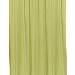 Zelený závěs Apolena Simply Green, 170x270 cm