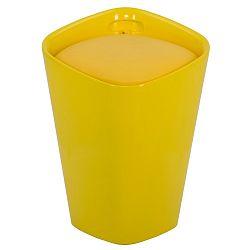 Žlutá stolička s úložným prostorem Mauro Ferretti Space