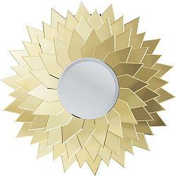 Zrcadlo Kare Design Sunflower Round, ø 120 cm