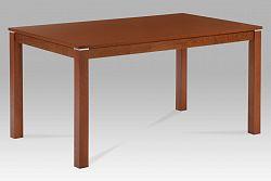 Autronic Jídelní stůl 150x90, barva třešeň, BT-4686 TR3