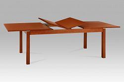 Autronic Jídelní stůl dřevo T-4600 TR2, rozkl. třešeň