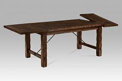 Autronic Jídelní stůl rozkládací 160+45+45x95, ořech, T-1920 WAL