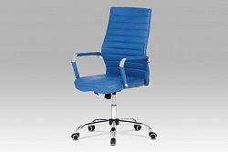 Autronic Kancelářská židle KZKA-Z615 BLUE