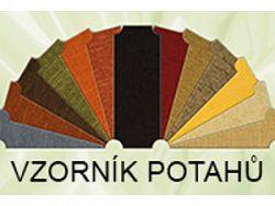 Autronic Sedák - ekokůže, barva: ...