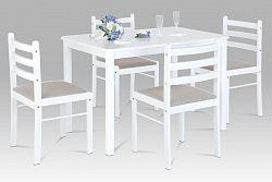 Autronic Set 1+4,  barva bílá AUT-6060 WT