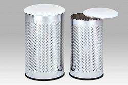 Autronic Set 2 ks prádelní koš / taburet N83300-01 CR