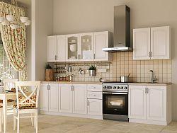 Black Red White Kuchyně NIKA CLASSIC 260 classic, bílá
