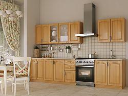 Black Red White Kuchyně NIKA CLASSIC 260 classic, olše