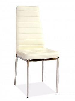 Casarredo Jídelní židle H-261 bílá