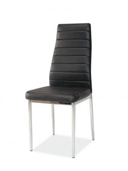 Casarredo Jídelní židle H-261 černá