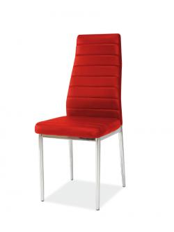 Casarredo Jídelní židle H-261 červená