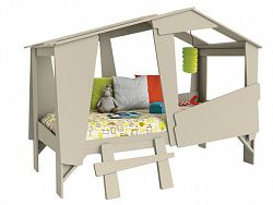 DEMEYERE CABINE, postel 90x200 cm, béžová