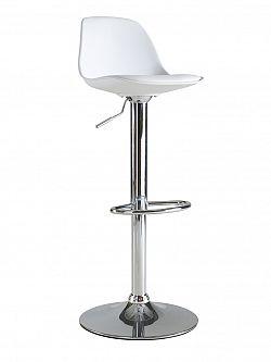 DEMEYERE KOKTAIL, barová židle, bílá