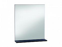 DEMEYERE TAIS, zrcadlo  s poličkou, bílá/čedič
