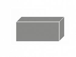 Extom TITANIUM, horní skříňka W4b 80, korpus: jersey, barva: fino černé