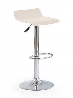 Halmar Barová židle H-1, krémová