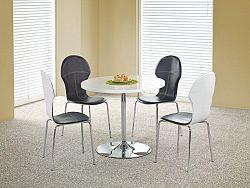 Halmar Jídelní stůl OMAR, bílý lesk