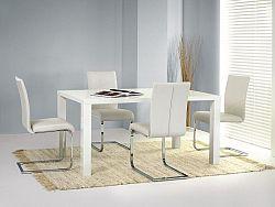 Halmar Jídelní stůl RONALD 120, bílý