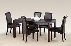 Halmar Jídelní stůl rozkládací ERNEST II, wenge
