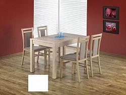 Halmar Jídelní stůl rozkládací MAURYCY, bílá