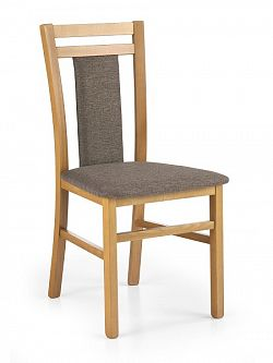 Halmar Jídelní židle HUBERT 8, olše