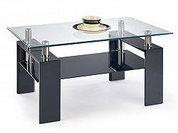Halmar Konferenční stolek DIANA H, černý