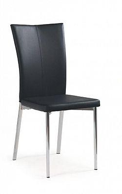 Halmar Židle K113, černá
