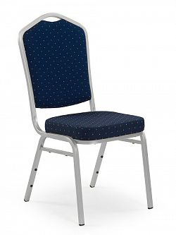 Halmar Židle K66S, modrá