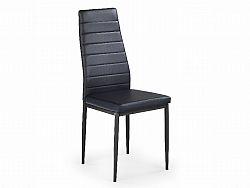 Halmar Židle K70, černá