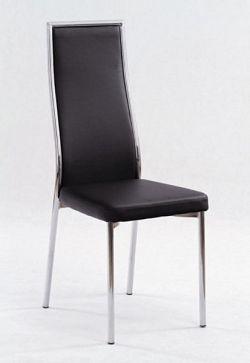 Halmar Židle K86, černá