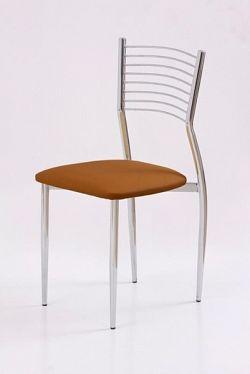 Halmar Židle K9, hnědá